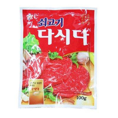 牛ダシダ1kg [並行輸入品]