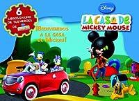 ¡Bienvenidos a la casa de Mickey!