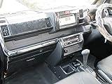 ハイゼットトラック S500P系 3Dインテリア 12P 黒ウッド調 84933951