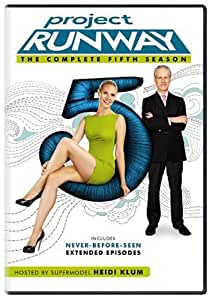 Project Runway: Season 5 [DVD] [Import]