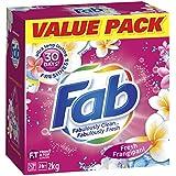 Fab Fresh Frangipani Laundry Powder Detergent, 2 Kilograms