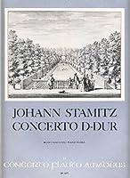 STAMITZ J. - Concierto en Re Mayor para Flauta y Piano (Anspacher)