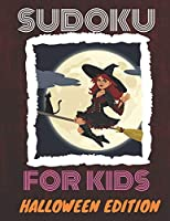 Sudoku for kids: HALLOWEEN EDITION