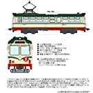 Nゲージ NT102 土佐電鉄 600型 標準塗装 (増結用T車)
