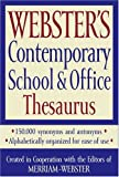 Webster's Contemporary School & Office Thesaurus
