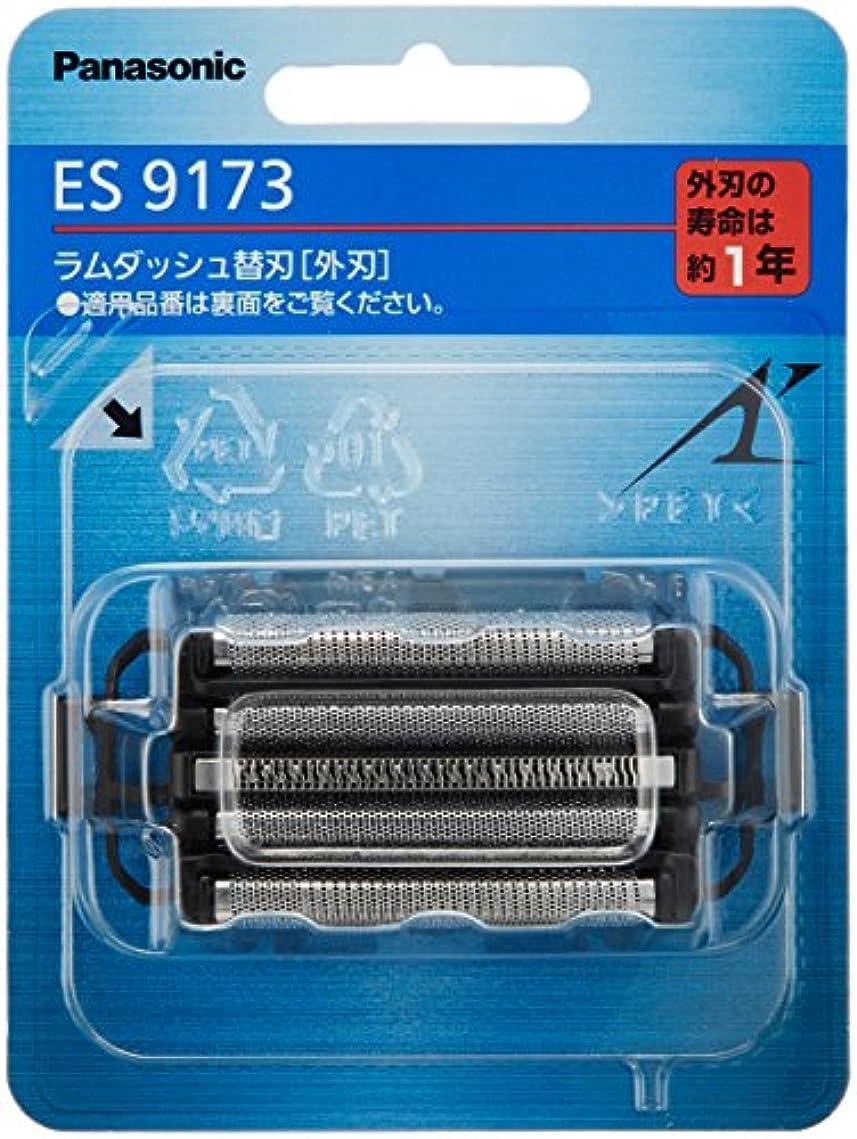 サンプルヘビー抑圧するパナソニック 替刃 メンズシェーバー用 外刃 ES9173