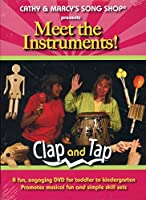 Meet the Instruments! Clap & Tap [DVD] [Import]