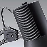 Z-LIGHT LEDデスクライト Z-108LED B ブラック E26LED電球 昼白色