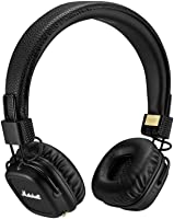 Marshall Major II Bluetooth Headphones, Collapsible Wireless On-Ear Headphones, with 30+ Hours of Portable Playtime and...