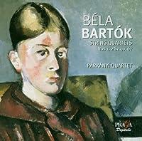 Bartok: String Quartets 1 & 2