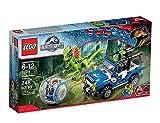 レゴ (LEGO) ジュラシックワールド ディロフォサウルスの奇襲 75916