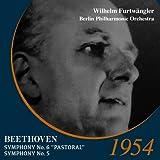ベートーヴェン: 交響曲第6番「田園」&交響曲第5番「運命」 (Beethoven : Symphony No.6 ''Pastoral'', Symphony No.5 / Wilhelm Furtwangler Berlin Philharmonic Orchestra / 1954 Live) [SACD]