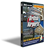 British Airports: East & South East England Twin Pack Add-On for FS 2002/4 (PC) (輸入版)