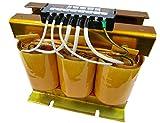 中村電機製作所 三相変圧器 3NT-200VA 4020  380-400-440/200-220v