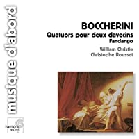 Quartets 1-6 for 2 Harpsichords / Fandango