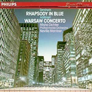 Gershwin;Rahpsody in Blue