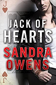 Jack of Hearts (Aces & Eights Book 1) by [Owens, Sandra]