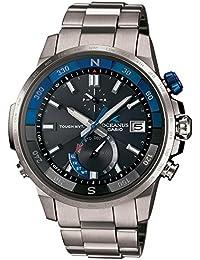 [カシオ]CASIO 腕時計 オシアナス CACHAROT 電波ソーラー OCW-P1000-1AJF メンズ