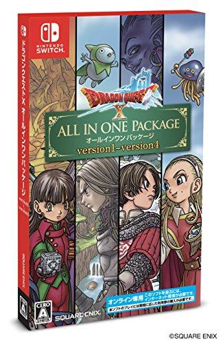 ドラゴンクエストX オールインワンパッケージ(ver.1~4...