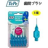 テペ 歯間プラシ 0.6mm ブリスターパック 3パック TePe IDブラシ