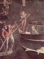 Lais Puzzle Vittore Carpaccio - ホーリークロスの遺物の詳細、詳細 1000 部