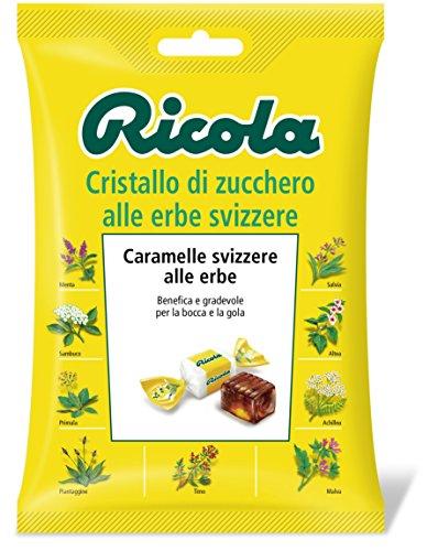 リコラ スイスハーブキャンディー 70g