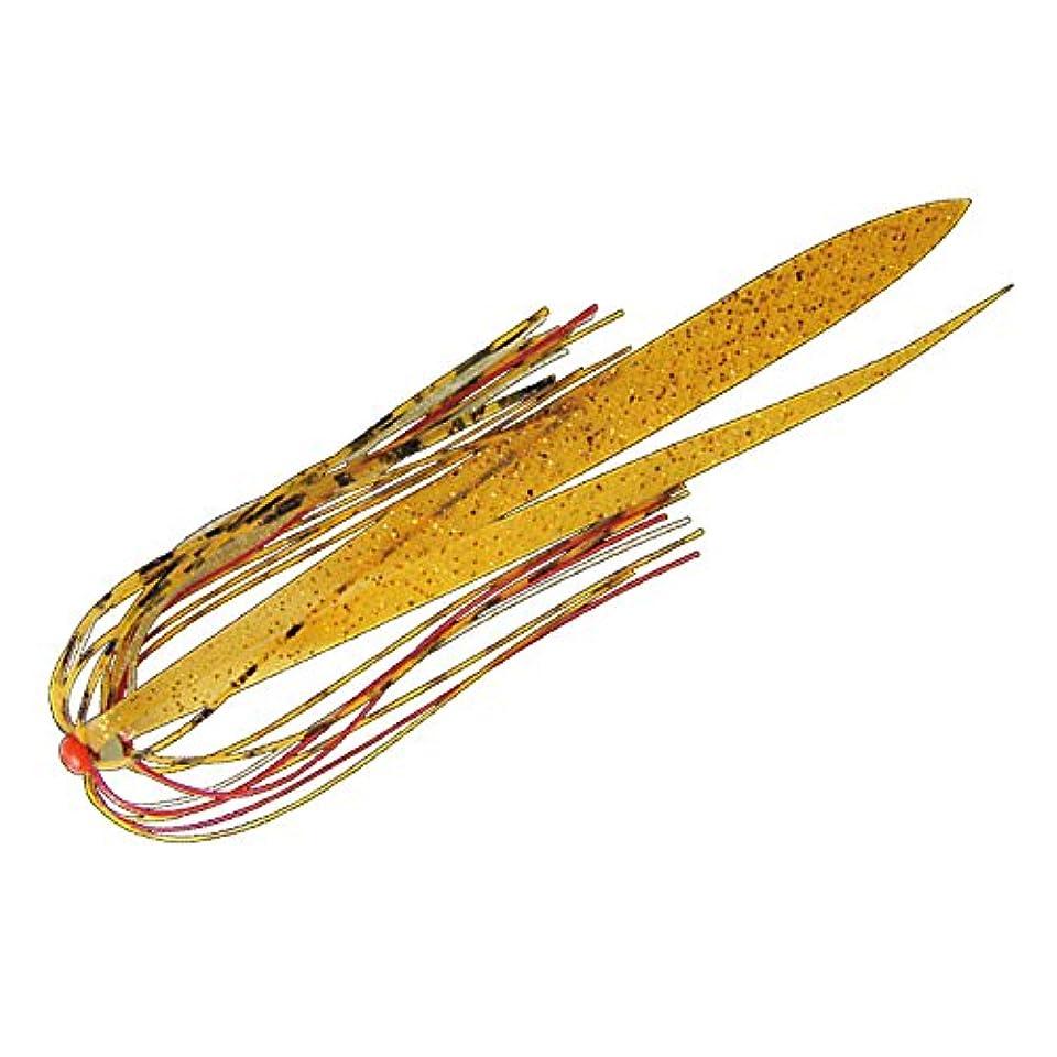 リードミシン目反対するJACKALL(ジャッカル) タイラバ ビンビン玉 スペアーラバーセット/スライド エビオレゴールドセット 2本