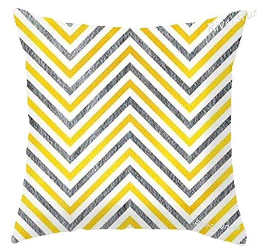 トラック散歩変化LIFE 北欧スタイルの家の装飾幾何学的なクッションミニマリスト装飾ゲイリー金箔の花の枕のためのリビングルームの椅子 クッション 椅子