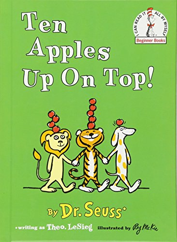 Ten Apples Up On Top! (Beginner Books(R))の詳細を見る