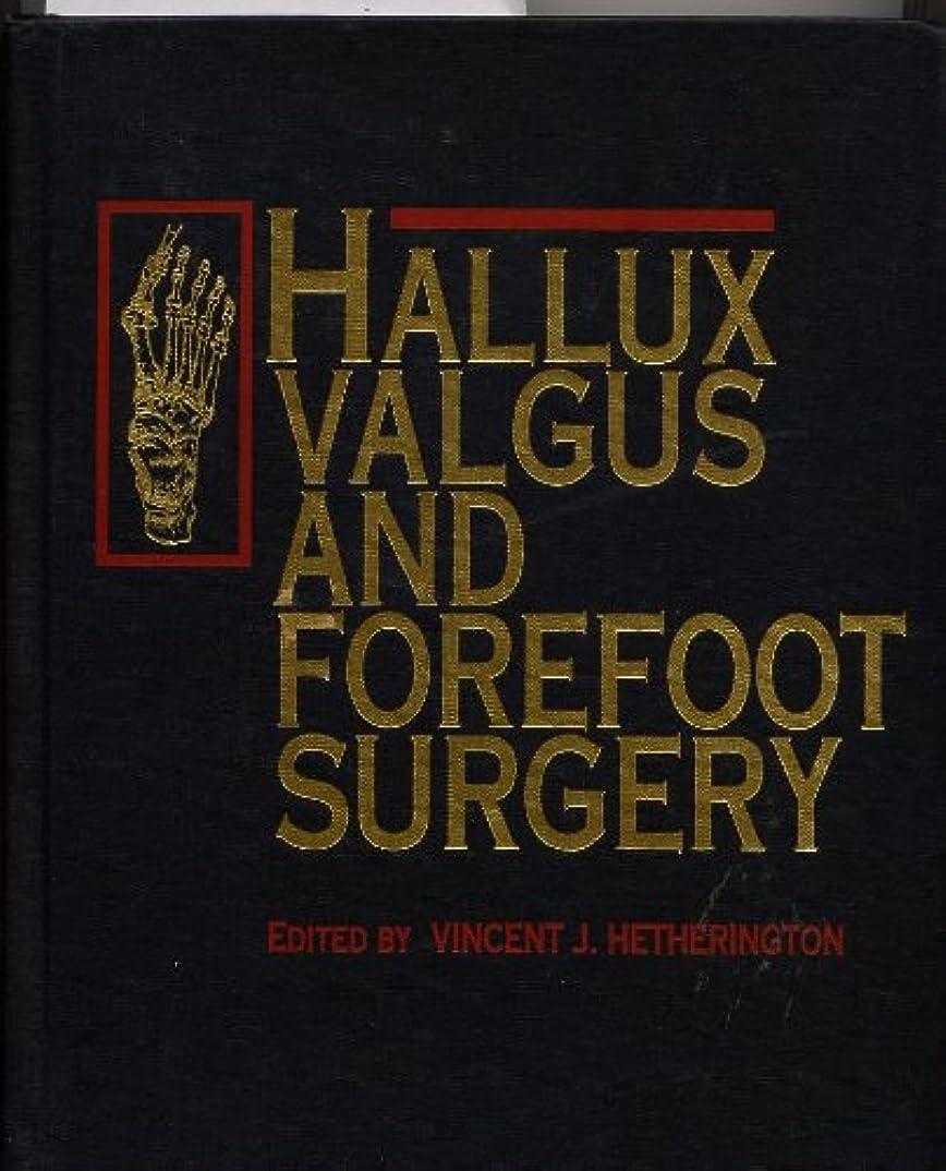 気づかない準備ができて段階Hallux Valgus and Forefoot Surgery
