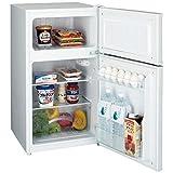 《ひとり暮らしのお部屋、書斎やオフィスに》ハイアール86L 2ドア冷凍冷蔵庫JR-N85A(W)