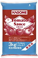 カゴメ トマトソース 3kg