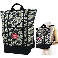マンハッタンポーテージ Manhattan Portage マンハッタンポーテージ リュック トートバッグ RIVERSIDE Backpack タイガーカモ MP1318tsc リバーサイド (バックパック・リュックサック)