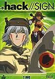Hack//Sign Box Set 01 (2 Dvd) (Eps 01-08) by Koichi Mashimo by Koichi Mashimo