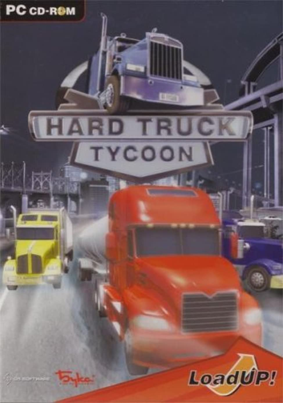 通り紳士気取りの、きざなアジテーションHard Truck Tycoon (輸入版)