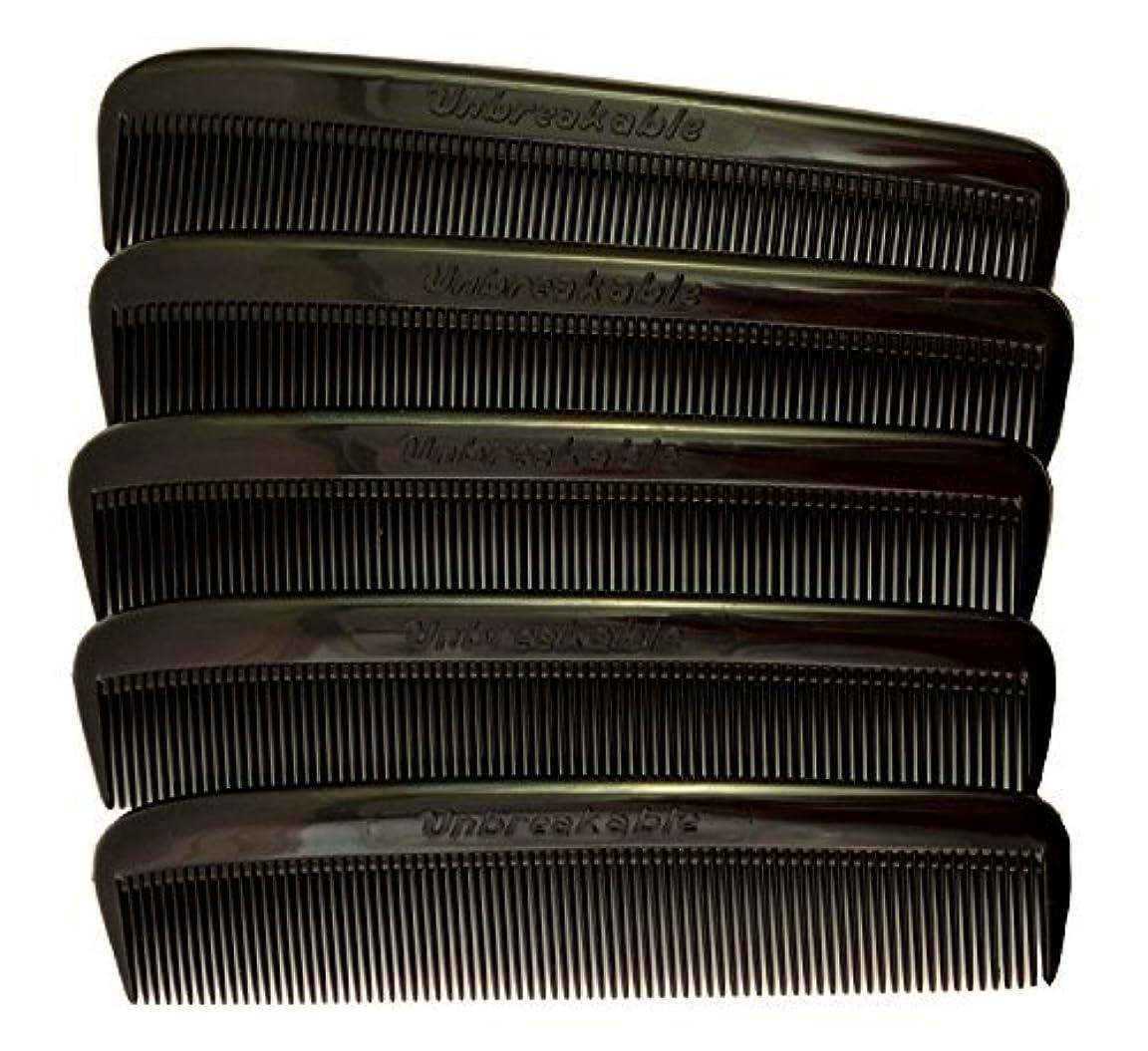 曖昧な貧困ファイバSet of 25 Clipper-mate Pocket Combs 5