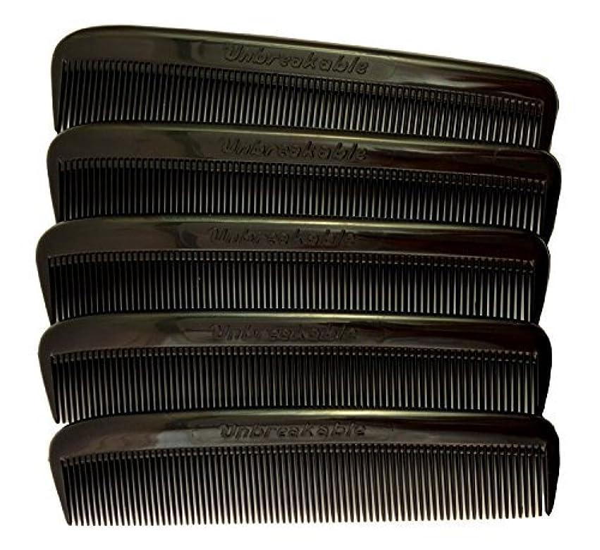 命題メガロポリスアフリカSet of 25 Clipper-mate Pocket Combs 5