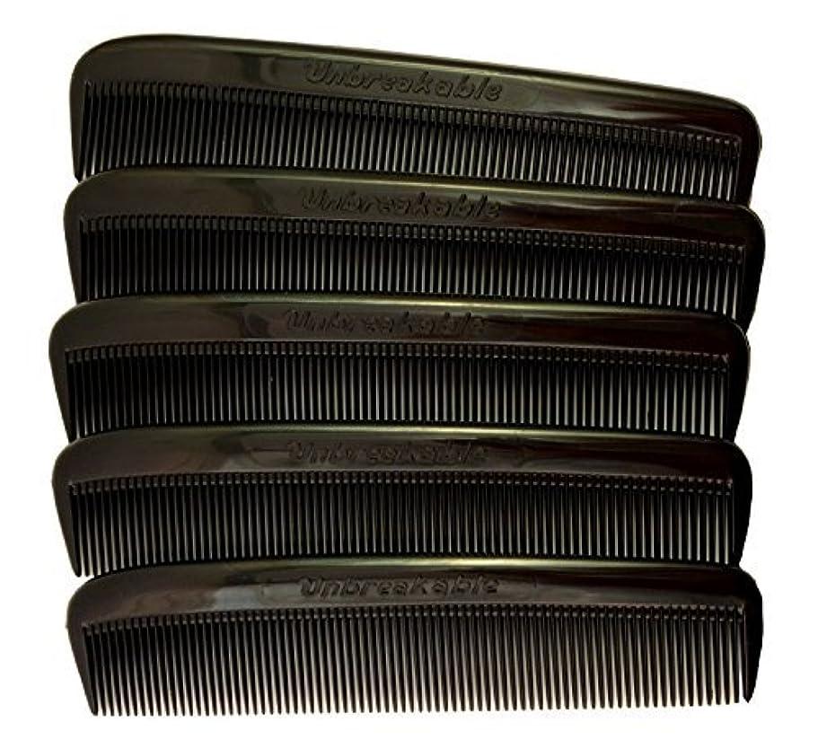 水陸両用半円梨Set of 25 Clipper-mate Pocket Combs 5