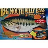 Big Mouth Billy Bass the Singing Sensation by Gemmy Industries by Gemmy [並行輸入品]