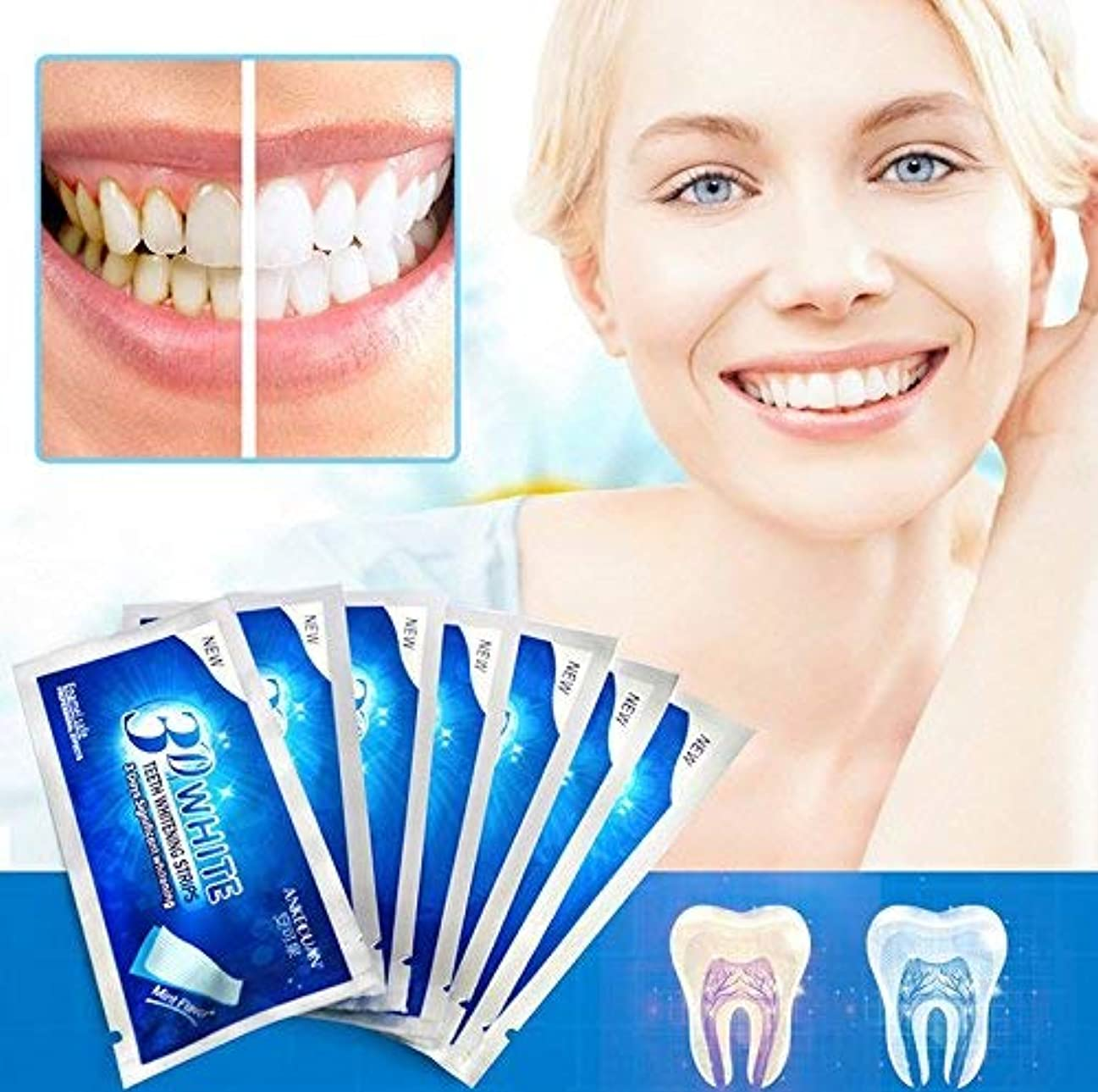 設計スラック指令歯 美白 歯 ホワイトニング 歯 ケア 歯磨き 歯マニキュア 歯を白 (14)