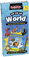 BrainBox for Kids - World On The Go Travel Card Game