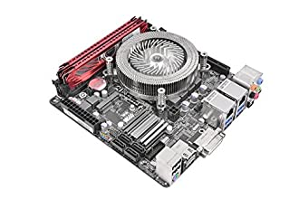 Thermaltake Engine 27 ロープロファイルCPUクーラー FN1059 CL-P032-CA06SL-A