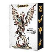 おもちゃ Warhammer Age of Sigmar: Archaon Everchosen [並行輸入品]