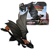 ドラゴンズ - アクションゲームセット - ドラゴントゥースレスナイト可動ウィング付き