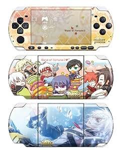 オトメイト限定デザイン スキンシール for PSP-3000