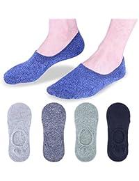 ショートソックス 靴下 レディース ステルス カットオフ 夏用 くるぶし コットン 抗菌防臭 脱げにくい 無地 5足セット 22-26.5cm