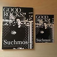 雑誌 Good Rocks! 先着限定ポストカード付 Suchmos特集