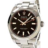 [ロレックス]ROLEX 腕時計 ミルガウス 116400 M番台(2007~08年) 中古[1277058] 付属:日本ロレックス正規保証書