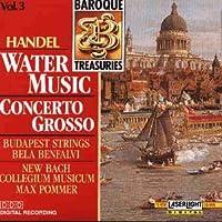 Handel;Water Music/Concerto