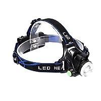 MUTANG LED誘導ヘッドライト3000W、6000Wヘッドマウント懐中電灯ライト調節可能なUSBスマート高速充電ヘッドランプマイナーランプホワイトライト (色 : 3000W)